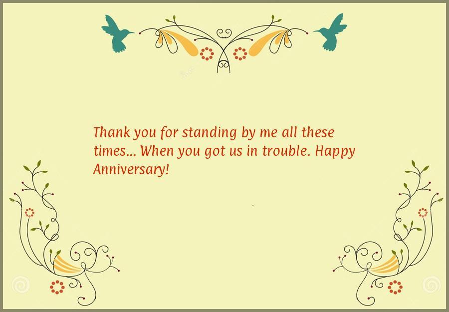 Humorous Anniversary Quotes