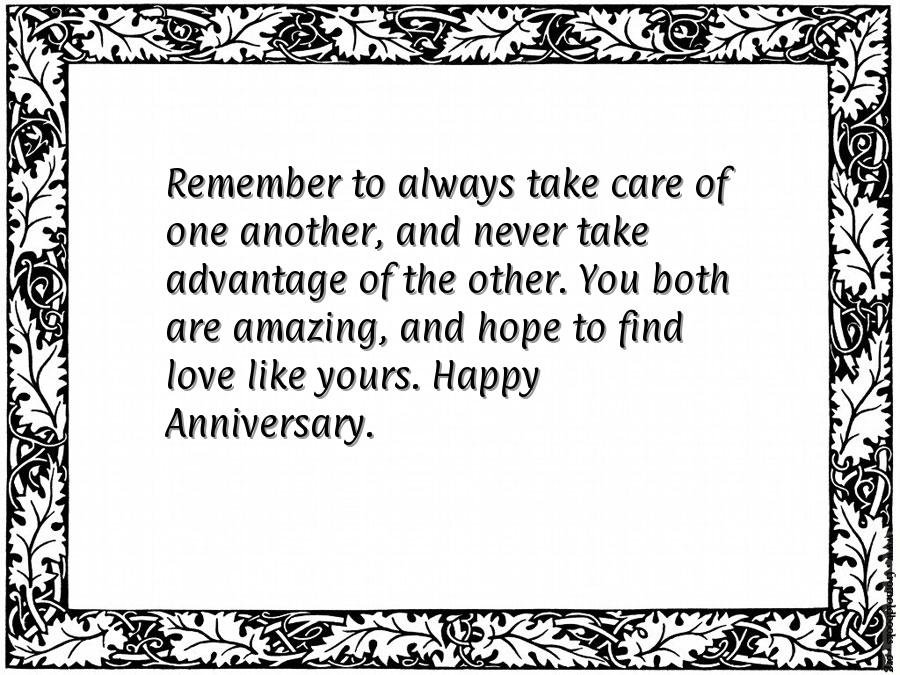 Quotes on wedding anniversary