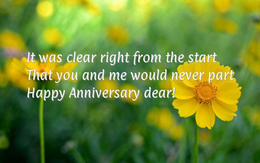 1st Anniversary Quotes for Boyfriend