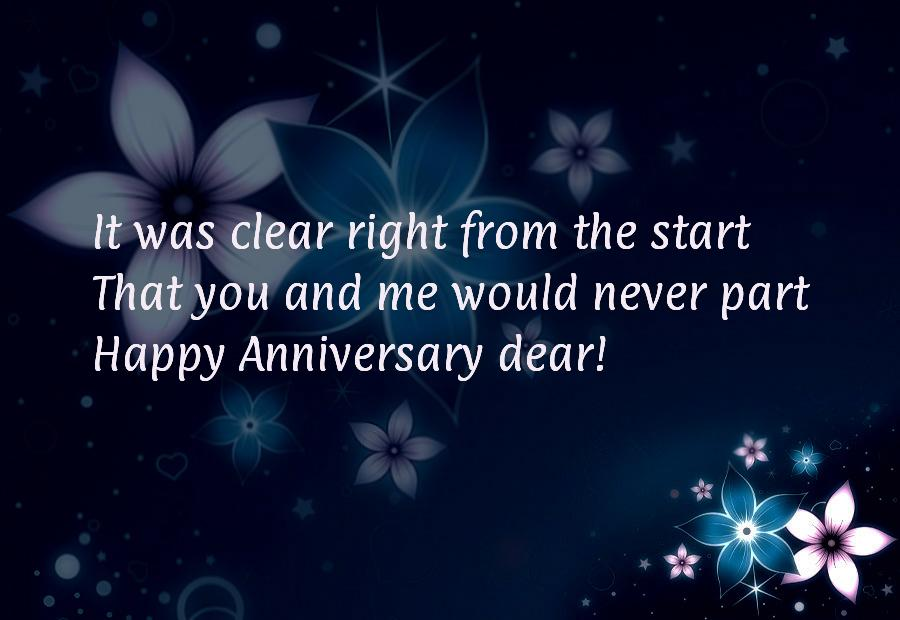 7 Year Wedding Anniversary Quotes: 1st Anniversary Quotes For Boyfriend
