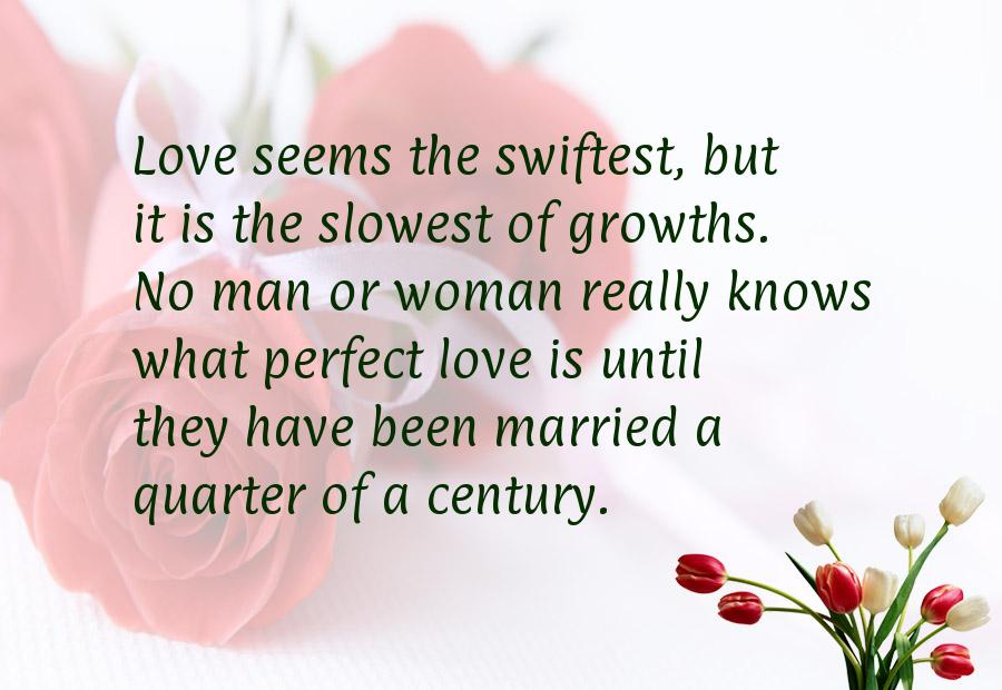 Funny 30th Anniversary Quotes: 25 Year Wedding Anniversary Quotes